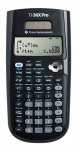 Texas Instruments TEX-TI36XPRO Calculatrice Scientifique Noir de la marque Texas Instruments image 0 produit