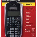 Texas Instruments TEX-TI36XPRO Calculatrice Scientifique Noir de la marque Texas Instruments image 3 produit