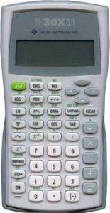 Texas Instruments TI 30Xiib calculatrice de la marque Texas Instruments image 0 produit