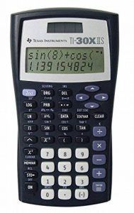 Texas Instruments TI 30 XIIS Calculatrice Scientifique de la marque Texas Instruments image 0 produit