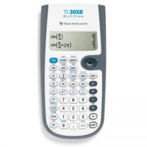 Texas Instruments TI 30X B Multiview Calculatrice scientifique de la marque Texas Instruments image 0 produit