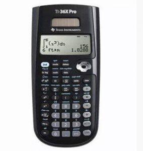 Texas Instruments TI-36X pro Calculatrice scientifique(mode emploi en anglais) de la marque Texas image 0 produit