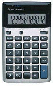 Texas Instruments TI 5018 Calculatrice euro 4 opérations de la marque Texas Instruments image 0 produit