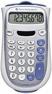 Texas Instruments TI 706SV Calculatrice 8 chiffres de la marque Texas Instruments image 0 produit