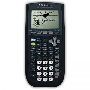 Texas Instruments TI 82 Advanced Calculatrice Graphique de la marque Texas-Instruments image 0 produit