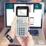 Texas Instruments TI-83 Premium CE Calculatrice scientifique Blanc/Noir de la marque Texas-Instruments image 2 produit