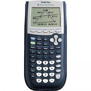 Texas Instruments TI 84 Plus Calculatrice graphique de la marque Texas-Instruments image 0 produit