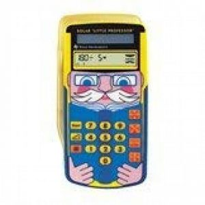 Texas Instruments TI Little Prof calculatrice de la marque Texas Instruments image 0 produit
