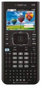 Texas Instruments TI-Nspire CX CAS Calculatrice graphique Noir de la marque Texas Instruments image 0 produit