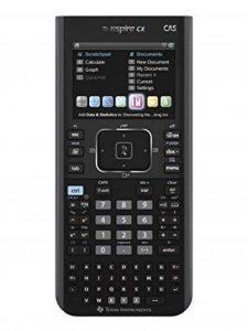 Texas Instruments TI-Nspire CX CAS Poche Calculatrice graphique Noir calculatrice - Calculatrices (Poche, Calculatrice graphique, Flash, Port USB, Batterie/Pile, Noir) de la marque Texas Instruments image 0 produit