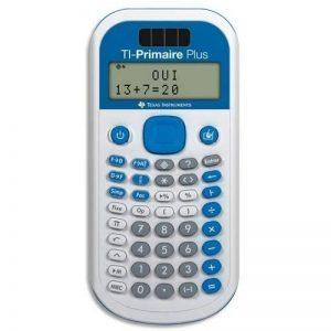 Texas Instruments TI Primaire PLUS Solaire Calculatrice Scientifique de la marque Texas Instruments image 0 produit