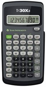 Texas TI30XA Calculatrice scientifique (Import Royaume Uni) de la marque Texas Instruments image 0 produit