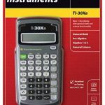 Texas TI30XA Calculatrice scientifique (Import Royaume Uni) de la marque Texas Instruments image 1 produit