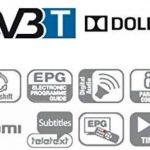Thomson THT504+ Décodeur TNT Full HD (Tuner DVB-T HD, HDMI, Péritel, Audio Numérique, USB) Noir de la marque Thomson image 4 produit