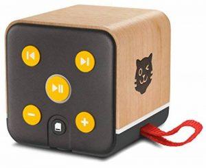 Tigerbox–La Boîte à Sons pour Les Enfants!Bien Plus Qu'Un Simple Haut-Parleur Mixage de Musique Musikmix de la marque Lenco image 0 produit