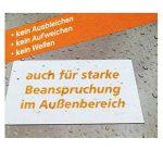 Étiquettes autocollantes 210x 297mm Résiste aux intempéries Transparent sur feuilles DIN A4–1étiquette par page–10Film polyester Étiquettes autocollantes imprimable avec imprimante laser de la marque Printation image 4 produit