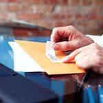 Étiquettes d'Adresse Autocollantes Dymo LabelWriter Grand Format, 36mm x 89mm, Rouleau de 260, Lot de2 (30321) de la marque DYMO image 2 produit