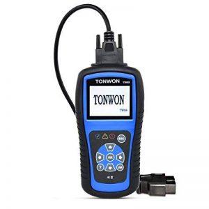 TONWON OBD2 Scanner voiture Code Fault voiture Lecteur OBDII Scanner de diagnostic pour Check Engine Light (TW69) de la marque TONWON image 0 produit