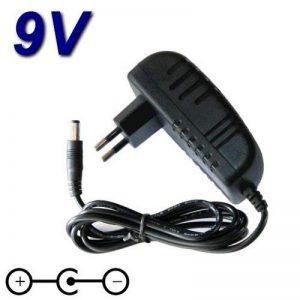 Top Chargeur * Adaptateur Secteur Alimentation Chargeur 9V pour Etiqueteuse de Bureau Dymo Letratag LT-100T LT-100H de la marque TOP CHARGEUR image 0 produit