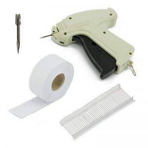Top Kit agrafeuse–Arrow 9s Pistolet d'étiquetage + 1aiguille de rechange + 1000attaches standard 40mm, 1000étiquettes en carton 30x 45mm de epo52 de la marque Arrow image 0 produit