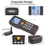 Trohestar sans Fil Barcode Scanner de Collector et Terminal Portable Inventaire Appareil Code à Barres PDT avec écran LCD Couleur TFT de la marque TroheStar image 2 produit