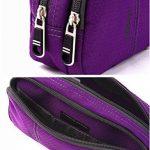 Trousses, Trousse Scolaire Grande (Violet) de la marque HiChange image 3 produit