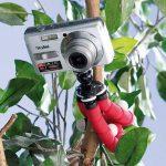 Trépied flexible TriPod Mini 18 cm de la marque Somikon image 1 produit