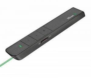 Trust Pointeur pour présentations sans Fil avec Laser Vert Ultra-Lumineux de la marque Trust image 0 produit