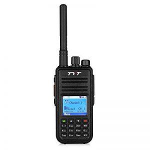 Tytera TYT MD-380 Radio DMR numérique 400-480 UHF 2000mAh Noir EU de la marque Tytera image 0 produit