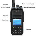 Tytera TYT MD-380 Radio DMR numérique 400-480 UHF 2000mAh Noir EU de la marque Tytera image 2 produit