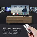 UGREEN Switch HDMI Commutateur 3 Entrées à 1 Sortie Télécommande IR 4K 1080P Full HD 3D Supporte PC PS4 PS3 Xbox Lecteur Blu-ray TV Box HDTV DVD Écran Projecteur de la marque UGREEN image 4 produit