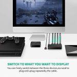 UGREEN Switch HDMI Commutateur 3 Entrées à 1 Sortie Télécommande IR 4K 1080P Full HD 3D Supporte PC PS4 PS3 Xbox Lecteur Blu-ray TV Box HDTV DVD Écran Projecteur de la marque UGREEN image 1 produit