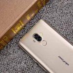 """Ulefone S8 Pro - 5,3"""" 4G FDD-LTE Smartphone, Android 7,0 Quad Core 2Go+16Go, Caméras Arrière Double 13MP+5MP et Avant 5MP, Double SIM, Scanner D'empreintes Digitales, Téléphones Portables Débloqués, Or de la marque Ulefone image 4 produit"""