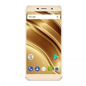 """Ulefone S8 Pro - 5,3"""" 4G FDD-LTE Smartphone, Android 7,0 Quad Core 2Go+16Go, Caméras Arrière Double 13MP+5MP et Avant 5MP, Double SIM, Scanner D'empreintes Digitales, Téléphones Portables Débloqués, Or de la marque Ulefone image 0 produit"""