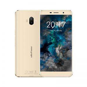 Ulefone S8 Specs Smartphone Débloqué téléphone portable mobile intelligent avec écran 5.3-pouce HD In-cell,Android 7.0,caméra arrière à double LED et lumière douce avant selfie flash,2Go RAM 16 Go ROM,MediaTek MT6580 Quad core 1.3Ghz,Armature en métal,Dua image 0 produit