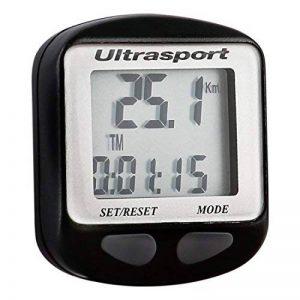 Ultrasport 331500000647 Compteur de Vélo, Mixte Adulte, Noir de la marque Ultrasport image 0 produit