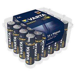 Varta Energy Mignon AA pile alcaline (24-Pack) de la marque Varta image 0 produit