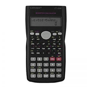 VBESTLIFE Calculatrice Portative de Fonction Scientifique d'Étudiant Calculatrice portative multifonctionnelle d'affichage à LED de la marque VBESTLIFE image 0 produit