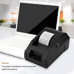 VBESTLIFE Imprimante Thermique de Wireless Imprimante de Billet de POS de Caisse Imprimante Enregistreuse de 48MM Compatible avec Android, iOS, Windows, Linux et Plus Encore (EU) de la marque VBESTLIFE image 3 produit