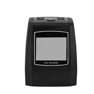 VBESTLIFE Scanner de Films et Diapositives, Portable Haute Résolution Films Super 8,Films s110/126, 35mm Convertisseur de Film pour Numérique.(noir) de la marque VBESTLIFE image 0 produit