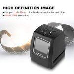 VBESTLIFE Scanners de Diapositives et Négatifs, 2.36 pouces TFT LCD Écran 5MP/10MP USB 135/35mm Scanner Négatif Film Soutien SD MMC Carte Scanner de Film Professionnel de la marque VBESTLIFE image 2 produit