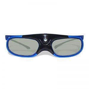 Verres Actifs 3D Lunettes DLP Link Projecteur 3D Projecteur LCD Rechargeable 3D Lunettes de la marque Prom-near image 0 produit