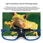 Verres Actifs 3D Lunettes DLP Link Projecteur 3D Projecteur LCD Rechargeable 3D Lunettes de la marque Prom-near image 3 produit