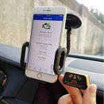 Vgate iCar2 Wi-Fi Scanner OBD2 ELM327 Compatibilité Outils de numérisation Adaptateur d'interface Vérifiez moteur de diagnostic de voiture outil pour iOS iPhone iPad, Android Sleep Auto de la marque Vgate image 4 produit