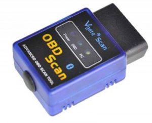 Vgate Scan Tool Scanner OBDII OBD2 Bluetooth pour couple application Android de la marque Vgate image 0 produit