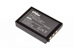 vhbw Batterie Li-Ion 1800mAh (3.7V) pour terminal de bar CODE Scanner EC, 496461–0450, 496466–1130, BT l50-c-20l, BT de 20LB de la marque vhbw image 0 produit