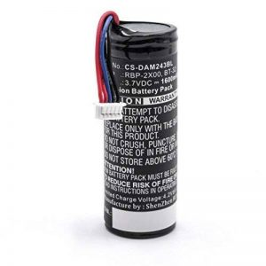 vhbw Li-ION Batterie 1600mAh (3.7V) pour Scanner de Code-Barres Terminal Carte de Crédit et de Débit POS Datalogic QuickScan QBT2400, QBT2430, QBT2X de la marque vhbw image 0 produit