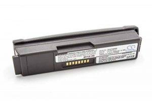 vhbw Li-Ion batterie 2200mAh (3.7V) pour scanner de code-barres terminal carte de crédit et de débit POS comme Symbol BTRY-WT40IAB0E de la marque vhbw image 0 produit