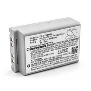 vhbw Li-ION Batterie 3000mAh (3.7V) pour Scanner de Code-Barres POS Casio DT-X8-10E, DT-X8-10J, DT-X8-20C, DT-X8-20E, DT-X8-20J de la marque vhbw image 0 produit