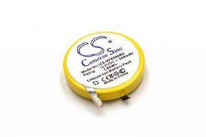 vhbw Li-Ion BIOS Batterie 550mAh (3V) pour EC Verifone vx680Wireless Credit Card Machine de Terminal comme vx680BIOS. de la marque vhbw image 0 produit
